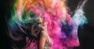 Тест: Какой цвет вашей личности?