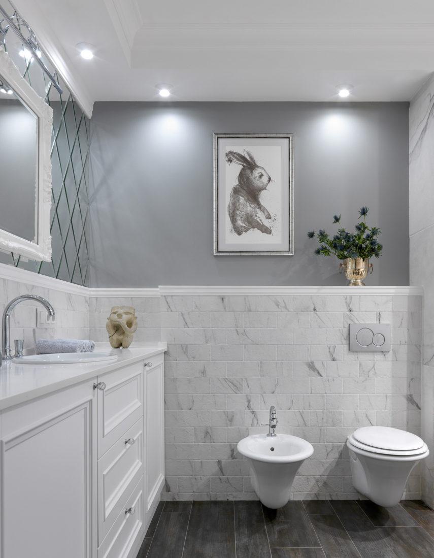 Квартира с кухней-невидимкой: Фотообзор воздушного пространства