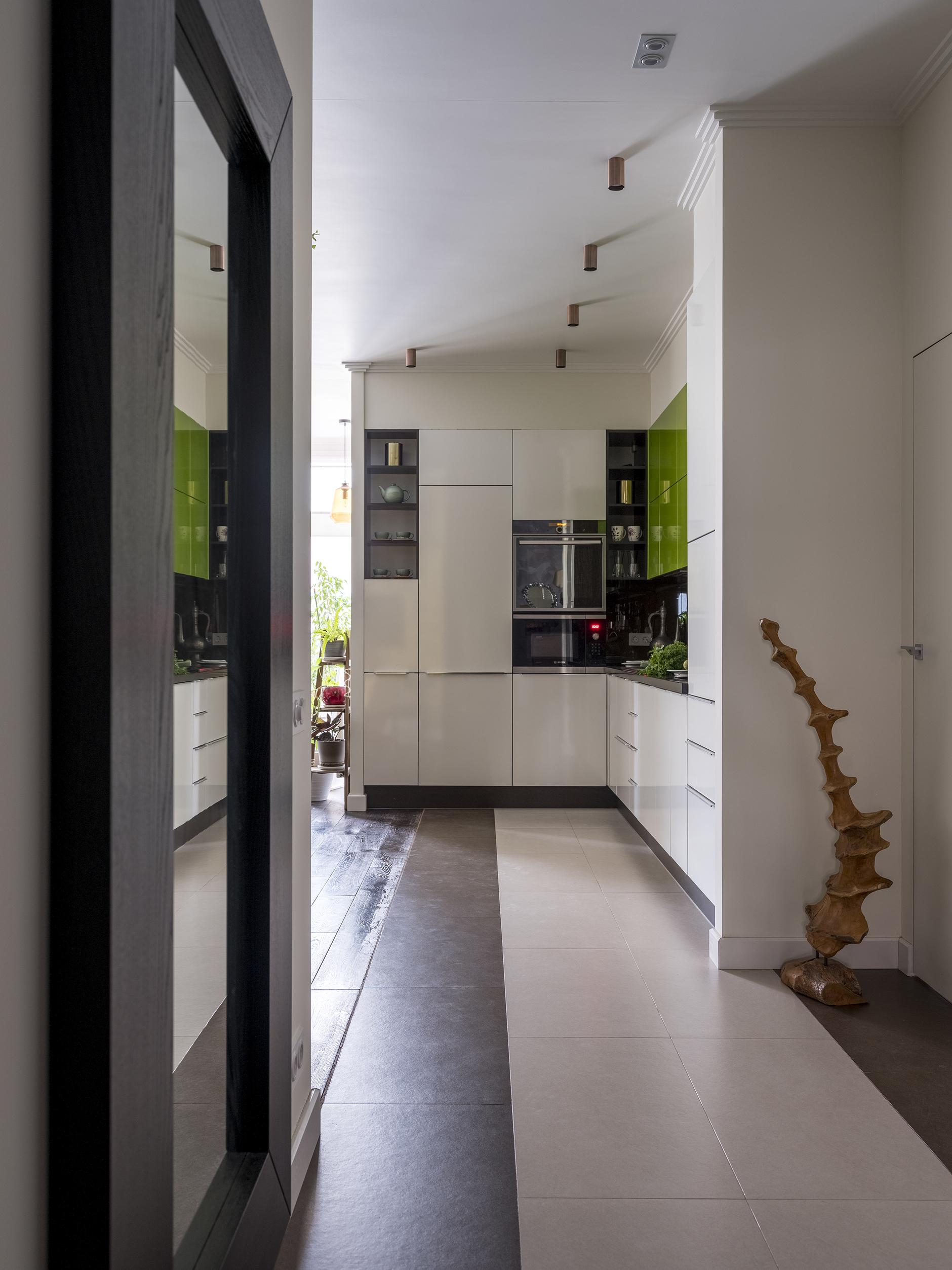 Утопая в зелени: Фото-пример цветущей квартиры в Заречье