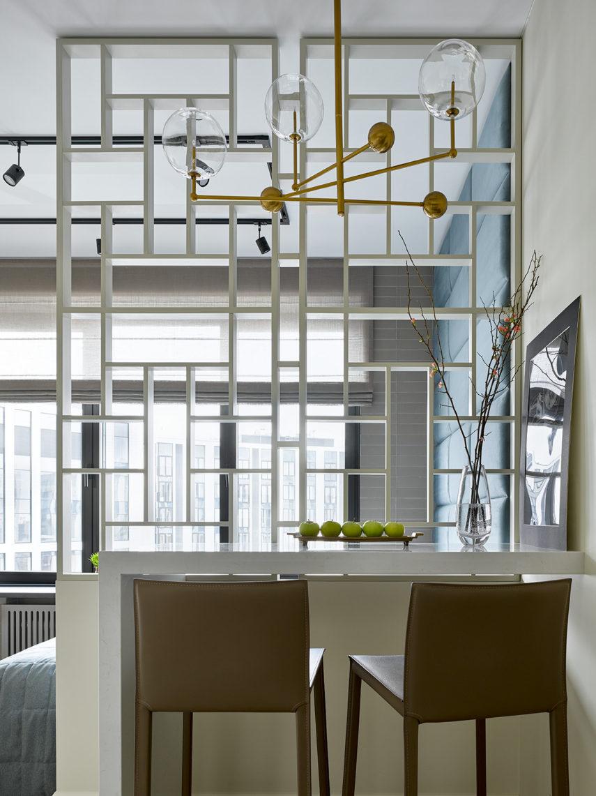 Как оформить суперкомпактную квартиру: Фотопример