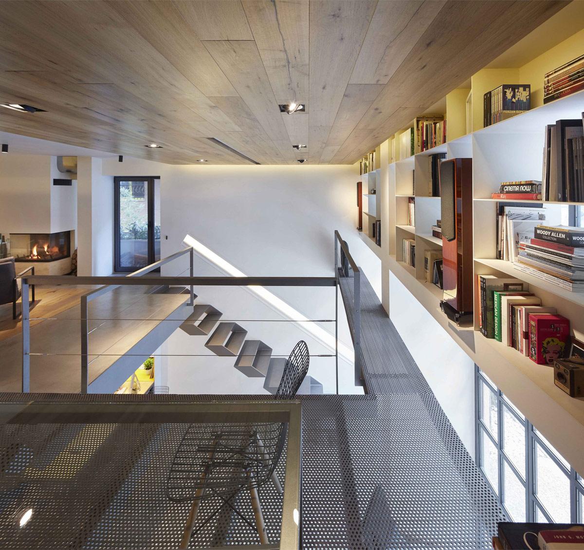 3 в 1: Фотообзор лофта, дома и художественной галереи