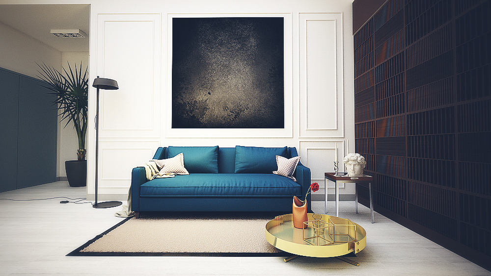 2 красивых интерьера в стиле арт-деко: Фотообзор