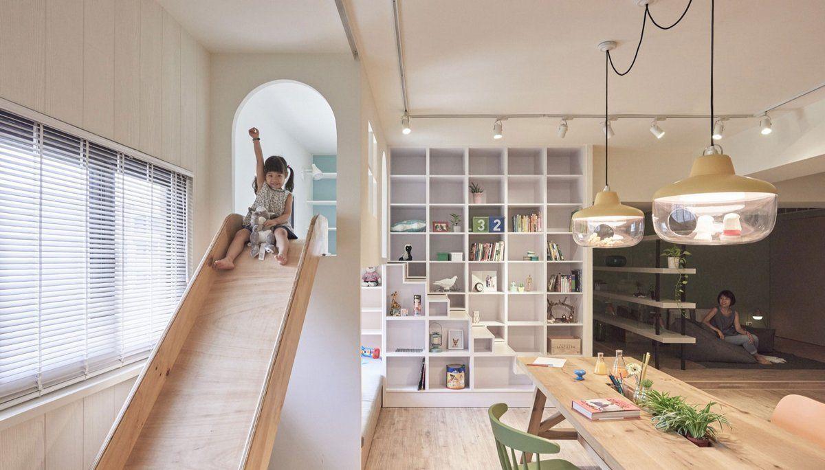 Детская площадка в квартире: Как организовать игровую зону?