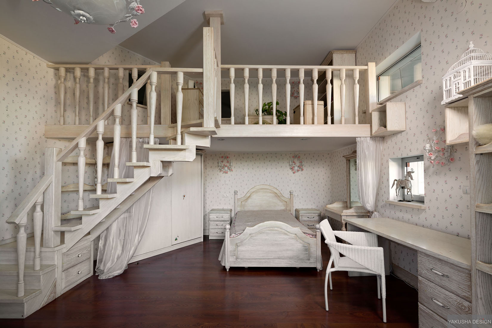 Комнаты отдыха вашей мечты: Фотообзор взрослой, детской спальни и бассейна