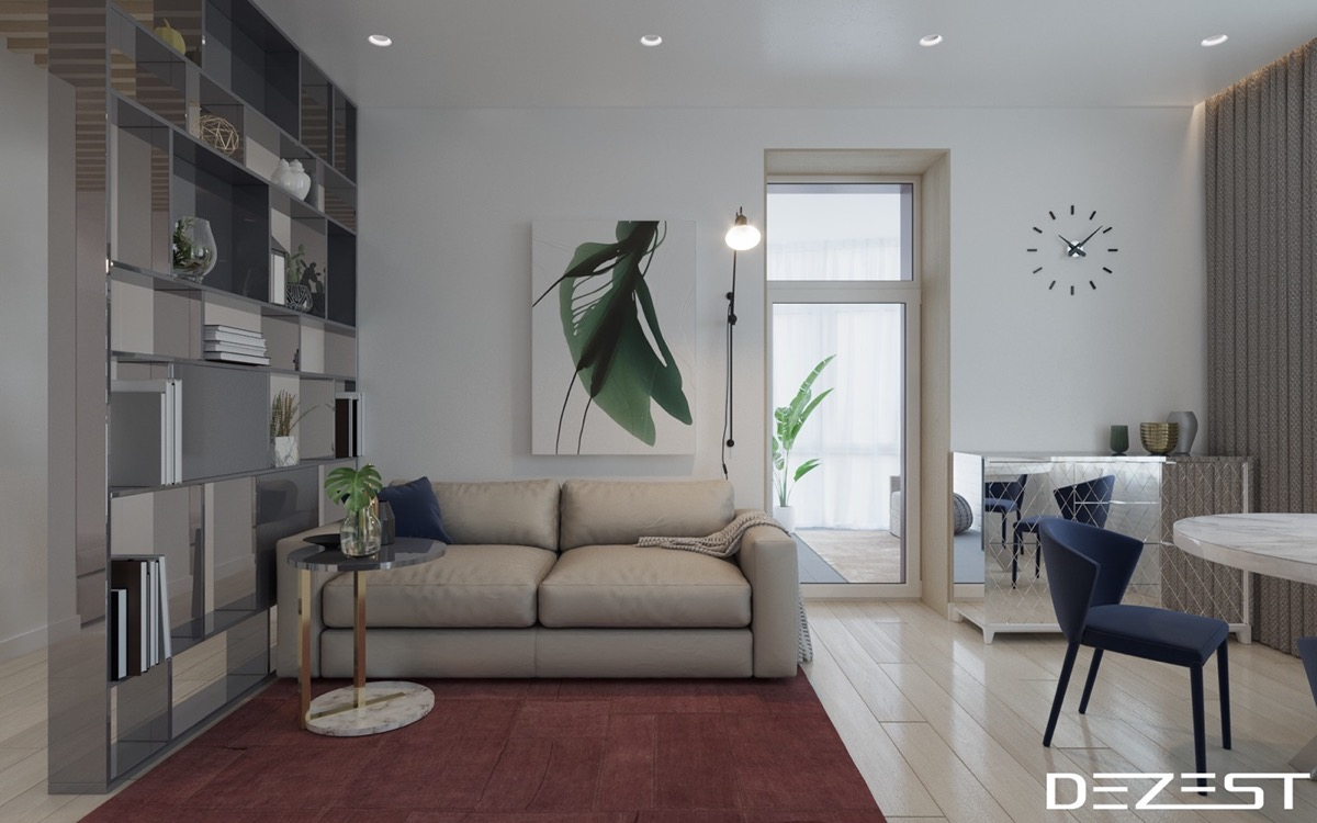 Интерьеры для мечтателей: Фотообзор современного пространства