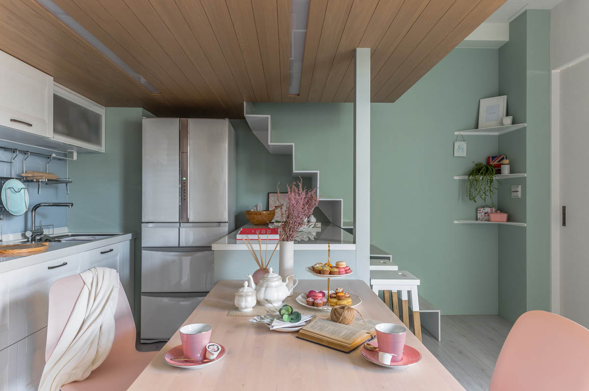 Два умиротворяющих интерьера, в которых хочется остаться: Фото-идеи для вашего дома