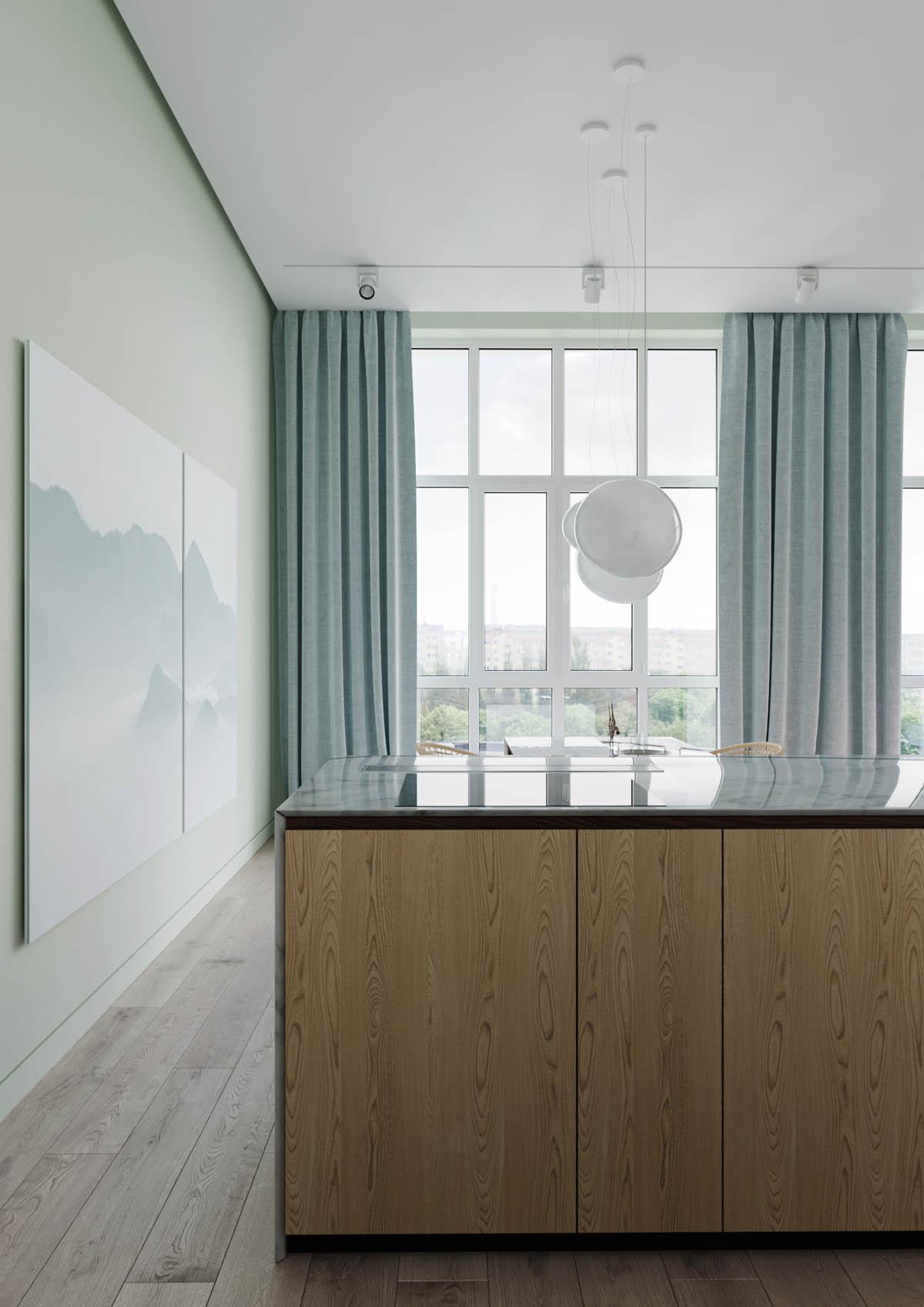Современный дизайн в пастельных тонах: Фотообзор нежного интерьера