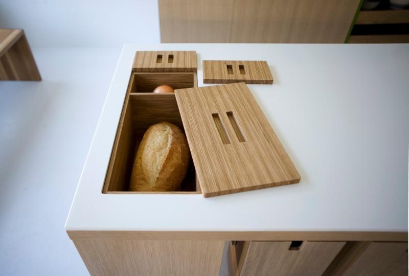 На заметку: потайные идеи для крохотной кухни