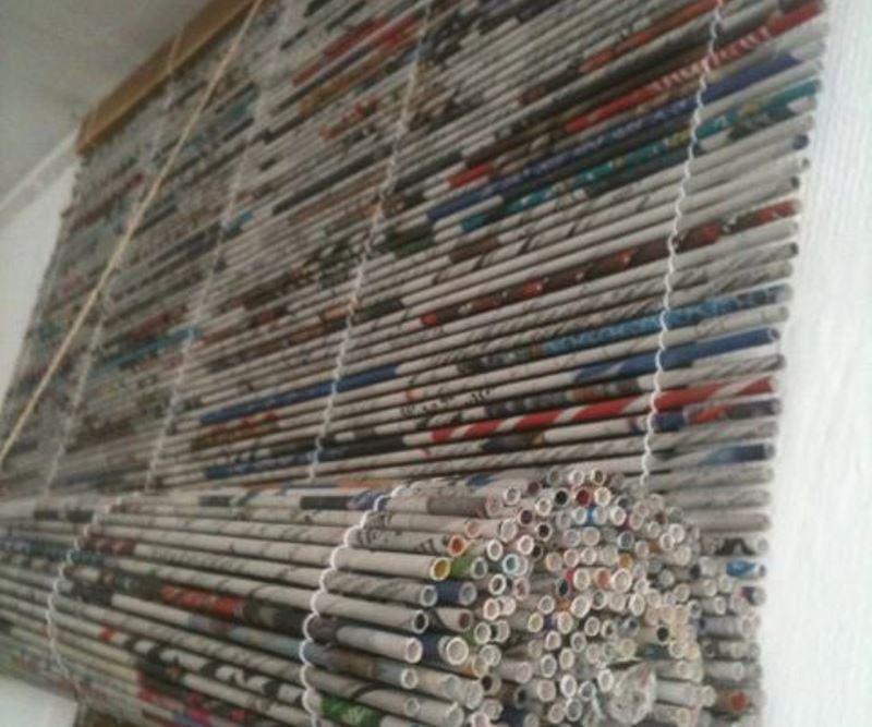 8 полезных вещей и старых газет