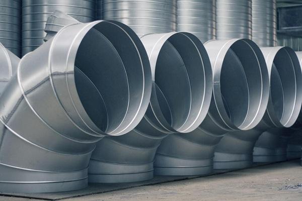 Воздуховоды из оцинкованной стали