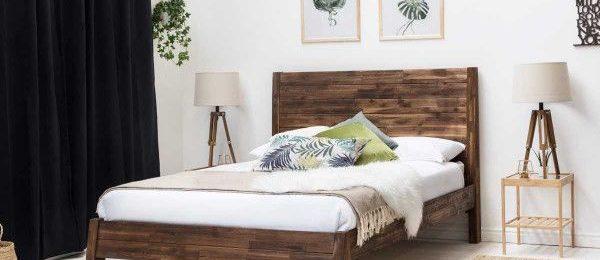 Двуспальные деревянные кровати в рязани