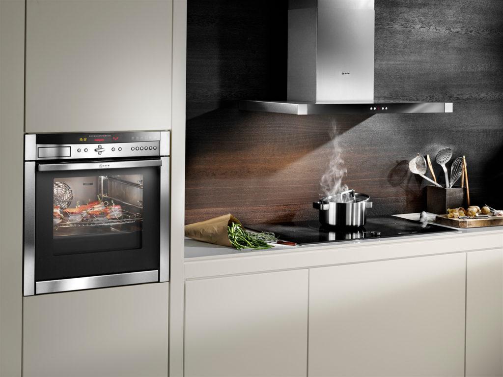 Почему встраиваемая кухонная техника так популярна?