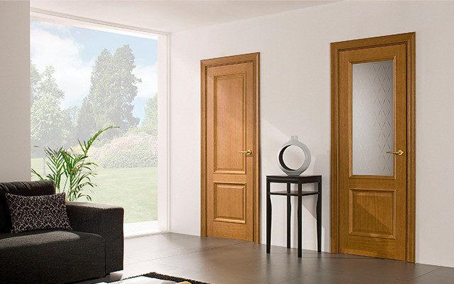 Межкомнатные и входные двери из ясеня