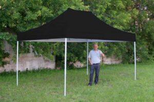 5 причин заказать геодезический тент-шатер у профессионалов