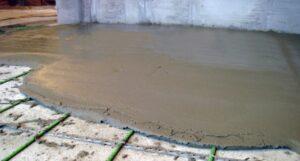 Как определяется подвижность бетонной смеси?