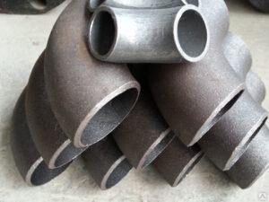 Виды стальных отводов для труб