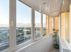Особенности теплового остекления балкона