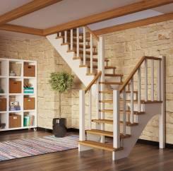 Критерии выбора межэтажной лестницы в частный дом